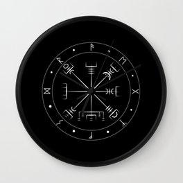 Vegvisir Wall Clock
