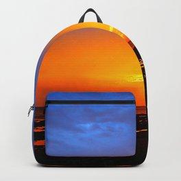 Sunrise on the Beach Backpack