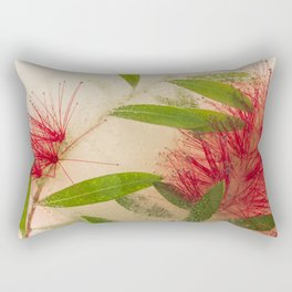 Weeping Bottlebrush Tree #2 Rectangular Pillow