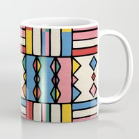 journey Mugs featuring journey by spinL