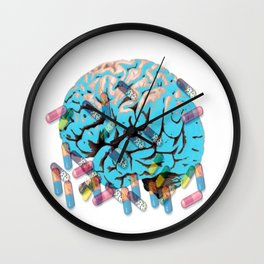 Top on Wall Clock