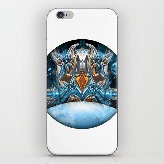 ion insurgence  iPhone & iPod Skin