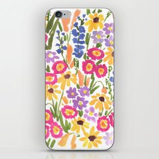 Spring Floral iPhone & iPod Skin