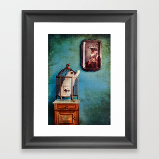 Ambroise Framed Art Print