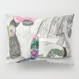 End of the Rainbow Pillow Sham