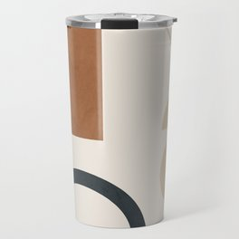 Geometric Modern Art 32 Travel Mug