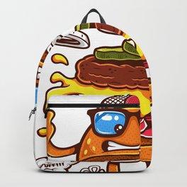 Cool Burger Backpack