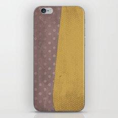 Persian princess iPhone & iPod Skin