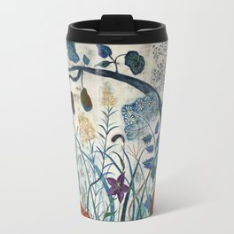 nature【Japanese painting】 Travel Mug