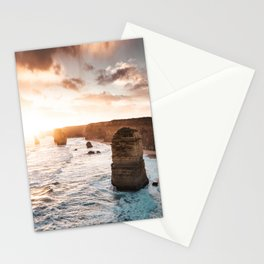 twelve apostles s Stationery Cards