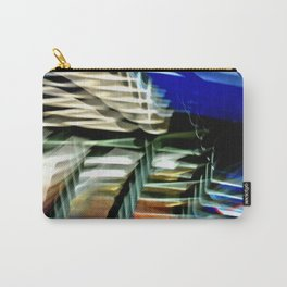 Abstract Throwing Shade Carry-All Pouch