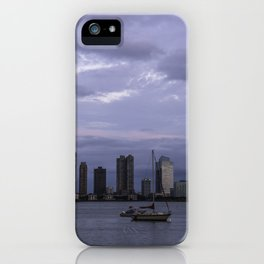 Nothing like New Jersey Skyline iPhone Case