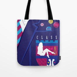 80s TEEN MOVIES :: CLASS Tote Bag