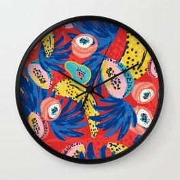 Exotic Wall Clock