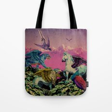 Mountain Mysticism  Tote Bag