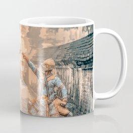 Ramayana Warriors Coffee Mug