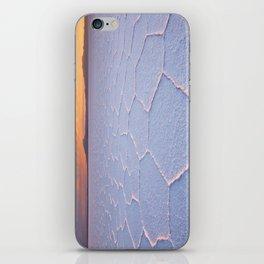 II - Salt flat Salar de Uyuni in Bolivia at sunrise iPhone Skin