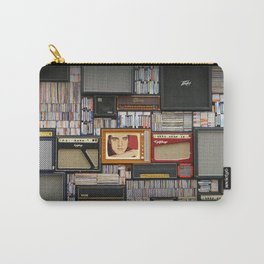 Vinyl records Carry-All Pouch