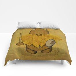 Hirsute Viking Homunculus Comforters