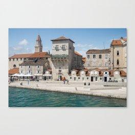 Trogir Canvas Print