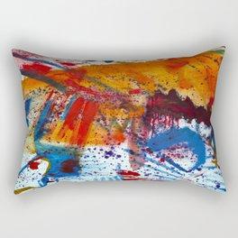 Warm Hill Rectangular Pillow