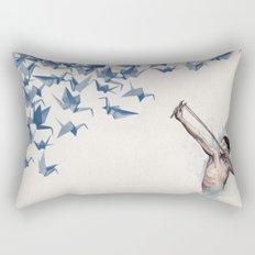Lucky Shot Rectangular Pillow