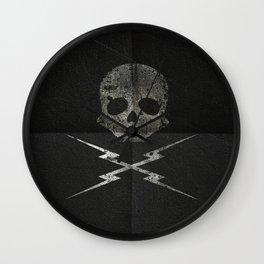 Death Proof Wall Clock