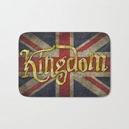 Kingdom - Union Jack British Flag Bath Mat