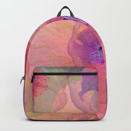 Floral Abstract 89 Backpack