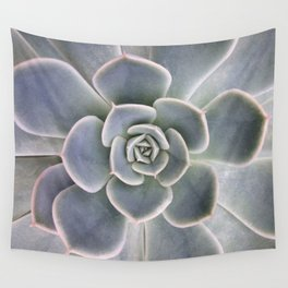 Succulent Leaf Close Up Photography | Plant | Cactus | Botanical Wall Tapestry