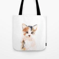 Baby Cat, Mio Tote Bag