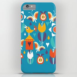 SUMMER MADNESS iPhone Case