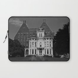 Old West End Gerber House II- horizontal Laptop Sleeve