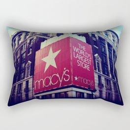 Macy's Herald Square Rectangular Pillow