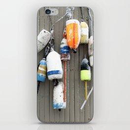 Snowy Buoy iPhone Skin