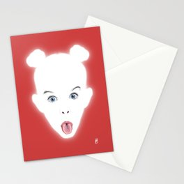 Glowing - Ade!e Stationery Cards