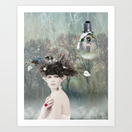 Spirit of Lidwell Art Print