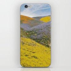 Bloomtown California iPhone & iPod Skin