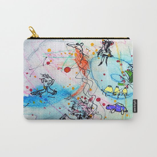 everyday stories Carry-All Pouch