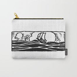 Little ship Carry-All Pouch