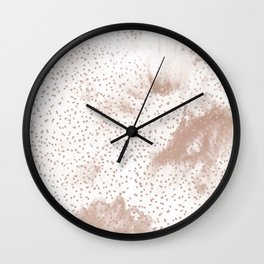 Sweet Little Things Wall Clock