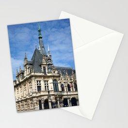 Benedictine Palace 5 Stationery Cards