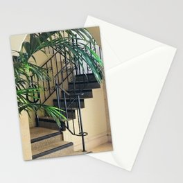 Secret Stair Steps to a Romantic Hideaway Stationery Cards