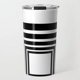 OP ART Travel Mug