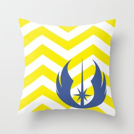 Star Wars Jedi Chevrons Throw Pillow