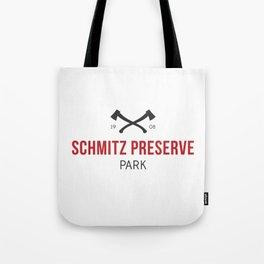 Schmitz Preserve Park Tote Bag