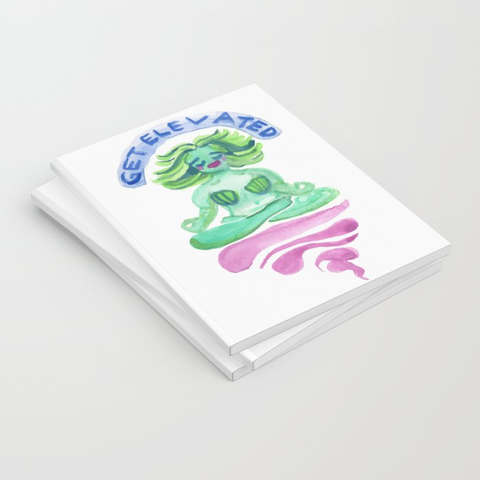 Get Elevated Notebook