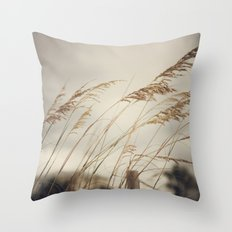 Wild Oats to Sow Throw Pillow