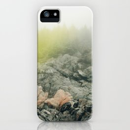 The Places My Feet Take Me iPhone Case