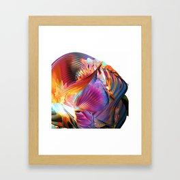 Phoenix Fire Framed Art Print